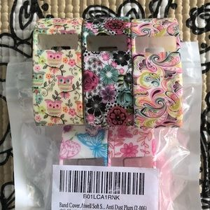 Boho Fitbit covers